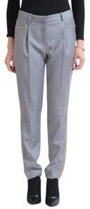 c586957eeb2a Versace Light Brown Women's Linen Slim Casual Pants Size 0 (XS, 25 ...