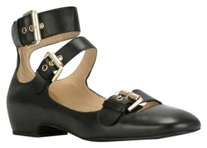 See by Chloé Black Flats