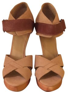 JOE'S Jeans Beige Wedges