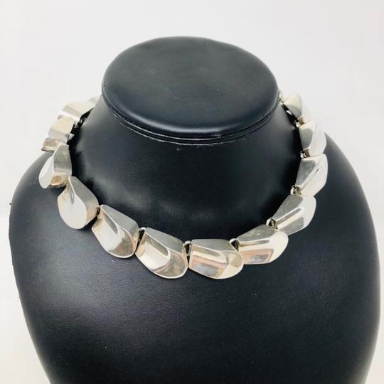TAXCO TAXCO 222.3g sterling silver collar necklace Image 2