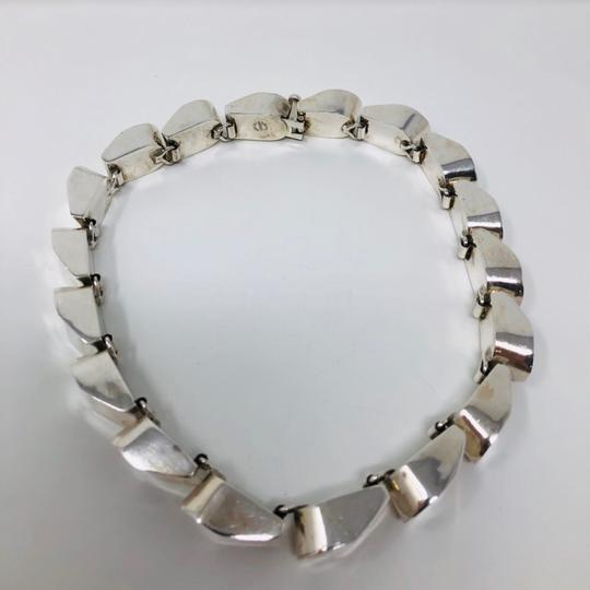 TAXCO TAXCO 222.3g sterling silver collar necklace Image 3