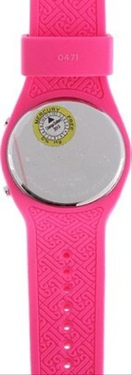 Juicy Couture Juicy Couture Hot Pink Watch And Fabulous