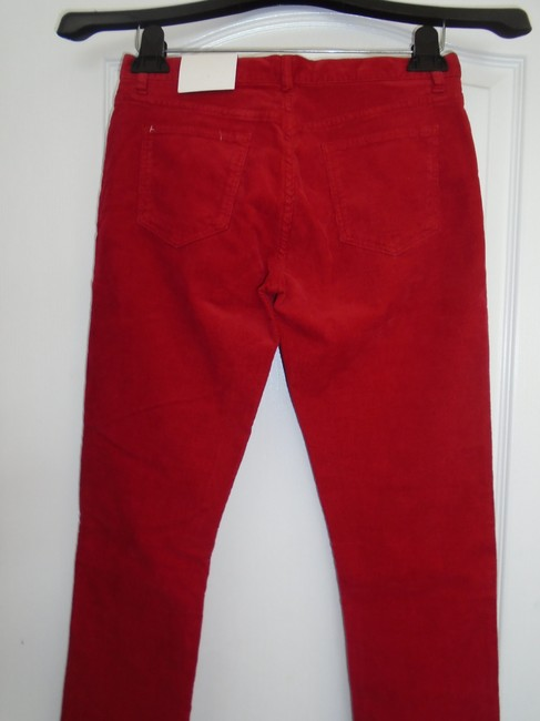 Lacoste Skinny Pants Red Image 3