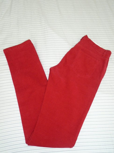 Lacoste Skinny Pants Red Image 6