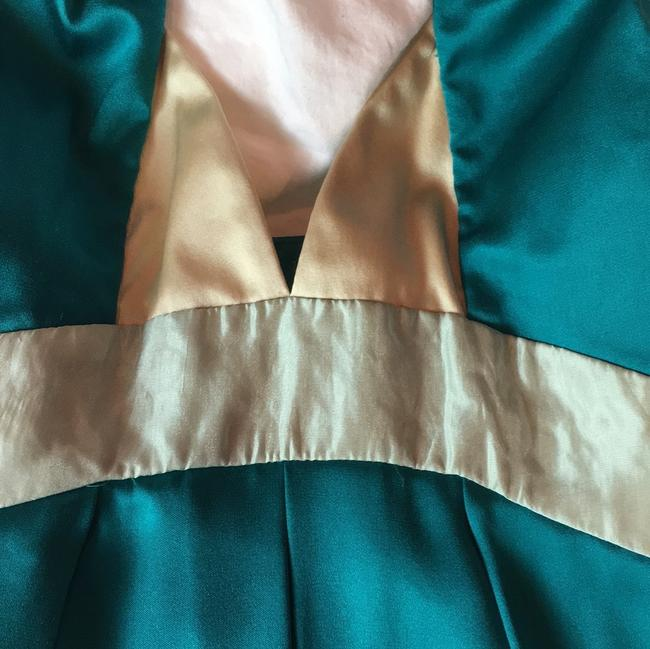 Nicole Miller Top turquoise/ teal Image 1