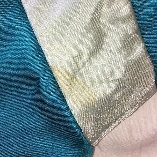Nicole Miller Top turquoise/ teal Image 6