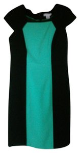 Liz Claiborne Color Block Sheath Dress