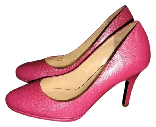 Preload https://item1.tradesy.com/images/cole-haan-fuchsia-nike-air-leather-pumps-size-us-75-regular-m-b-2193495-0-0.jpg?width=440&height=440