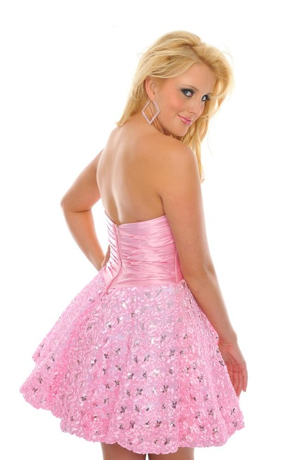Precious Pageant Homecoming Dress Image 2