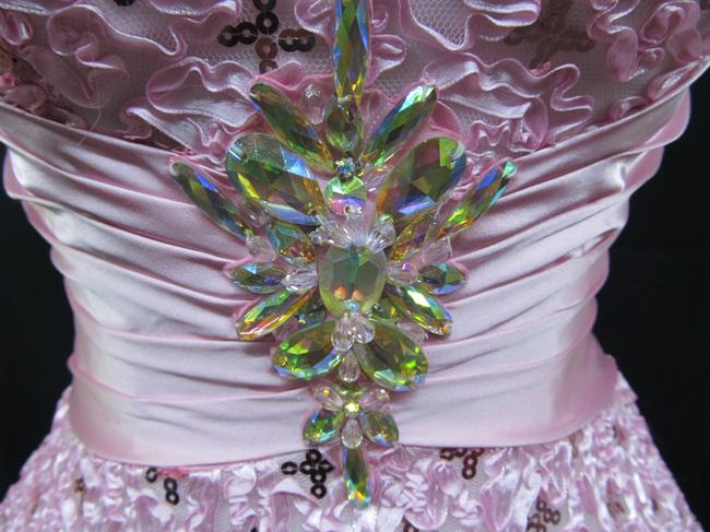 Precious Pageant Homecoming Dress Image 5