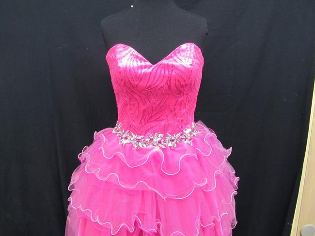 Party Time Formals Prom Pageant Homecoming Dress Image 1