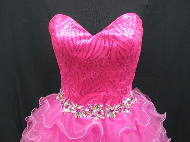 Party Time Formals Prom Pageant Homecoming Dress Image 2