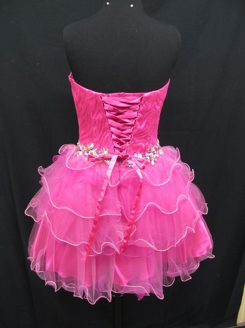 Party Time Formals Prom Pageant Homecoming Dress Image 5