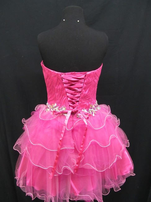 Party Time Formals Prom Pageant Homecoming Dress Image 6