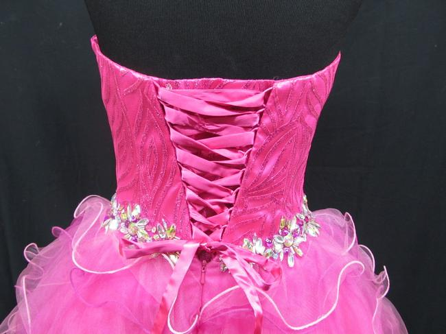 Party Time Formals Prom Pageant Homecoming Dress Image 7