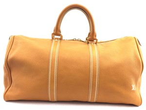 1183942fbc2f Louis Vuitton  13482 Mustard Travel Bag