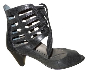 Linea Paolo Leather Mbc black Sandals