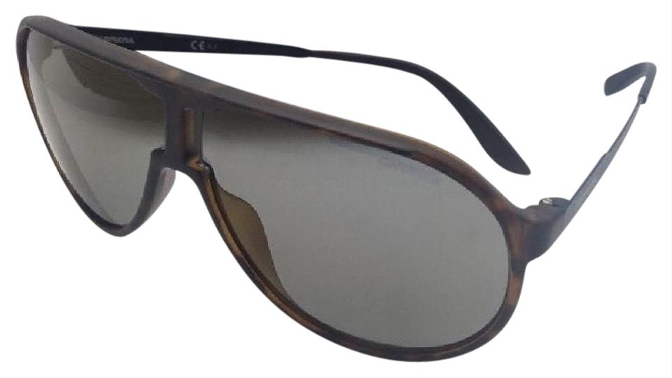 ccf7f4c34bd31 Carrera CARRERA Sunglasses NEW CHAMPION L L2LCT Tortoise-Black  Aviator+Mirror Image 0 ...