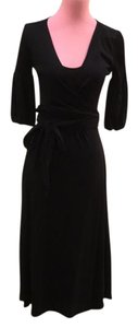 Black Maxi Dress by Theory