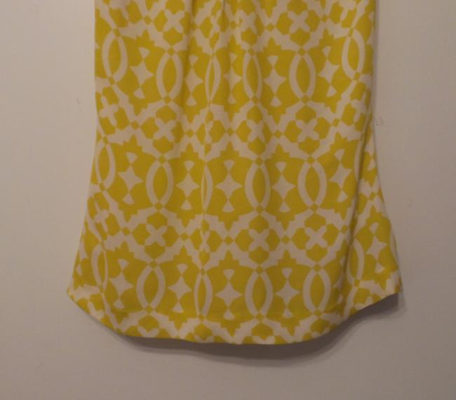 Tory Burch Oversized Silk Sleeveless Small Tunic Image 7