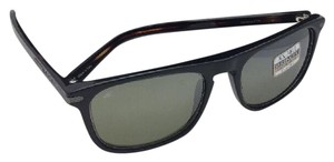 Serengeti SERENGETI Sunglasses LEONARDO 8154 PHOTOCHROMIC POLARIZED Black Frame