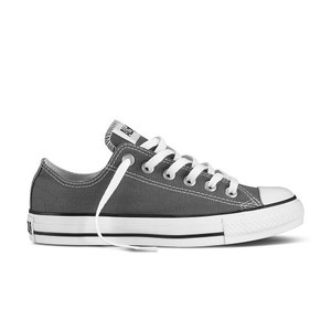 Converse Low Top Chuck Taylor All Star Unisex charcoal Athletic
