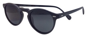 Oliver Peoples Polarized OLIVER PEOPLES Sunglasses GREGORY PECK 5217-S 1031/P2 Black