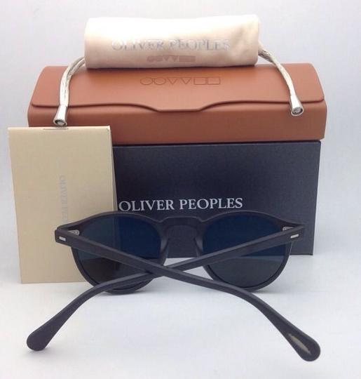 Oliver Peoples Polarized OLIVER PEOPLES Sunglasses GREGORY PECK 5217-S 1031/P2 Black Image 11