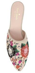 Kate Spade Comfortable Embroidered Multi Mules