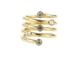 Michael Kors Brilliance Swirl With Crystals