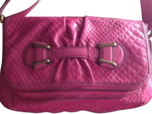 Jessica Simpson Adjustable Width Adjustable Strap Cross Body Bag