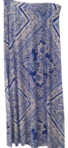Lilly Pulitzer Maxi Skirt Blue