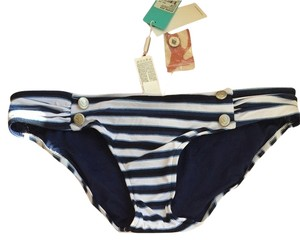 SeaFolly New With Tags Seafolly Nautical Bikini Bottom