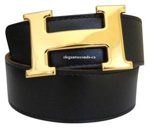 Hermès Constance 32MM/80CM Hermes Reversible Hermes Belt Kit Gold Buckle