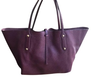 Annabel Ingall Tote in wine