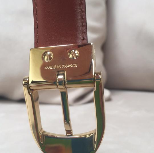 Louis Vuitton Ladies Epi Leather belt
