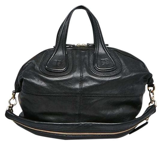 Preload https://img-static.tradesy.com/item/21940085/givenchy-rare-medium-nightingale-with-chain-handles-black-gold-leather-satchel-0-7-540-540.jpg