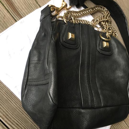Givenchy Satchel in Black, Gold