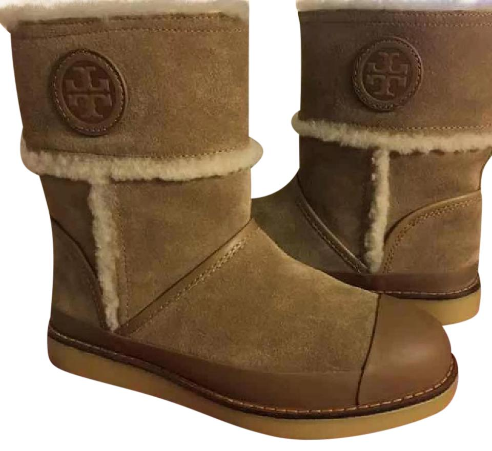 Tory Burch Light Brown Nadine Boots/Booties Boots/Booties Nadine 0ef2d6