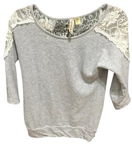 Eyeshadow T Shirt grey