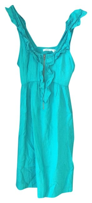 Kimchi Blue short dress Aqua Marine Summer on Tradesy