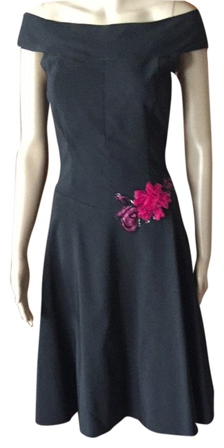Preload https://img-static.tradesy.com/item/2194319/ruby-rox-black-with-pinc-accent-and-pink-mesh-lining-evening-prom-homecoming-wedding-bridesmaid-mid-0-0-650-650.jpg