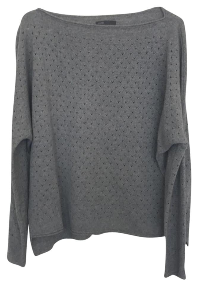 Vince Grey Pullover Pullover Sweater Grey Grey Sweater Sweater Vince Pullover Vince aSr6Txa