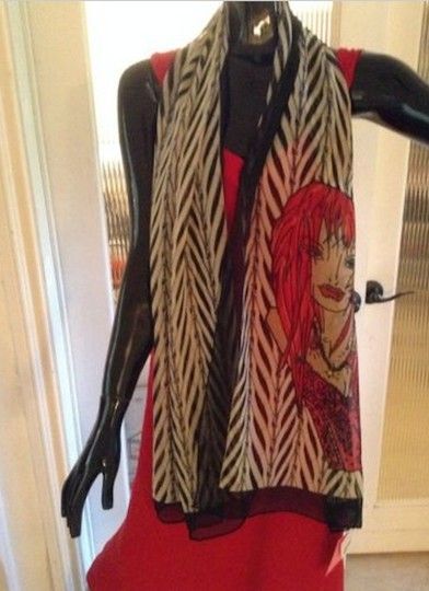 Betsey Johnson Betsey Johnson Ready to Rock Scarf