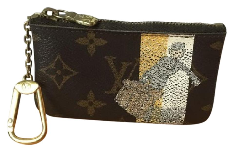 f225ef74ddfa Louis Vuitton Monogram ( Limited Edition ) Bellboy Key Cles Key Pouch with  Box Wallet