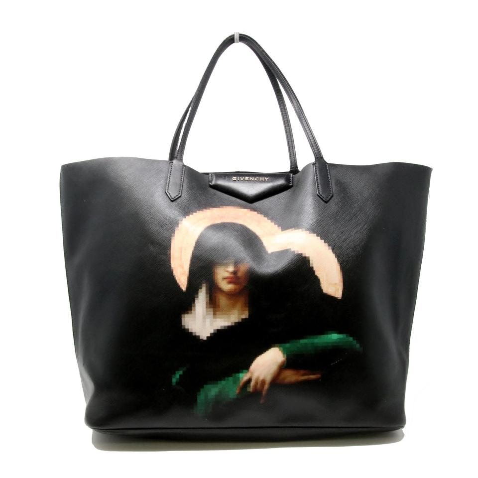 Givenchy Rottweiler Gucci Chanel Louis Vuitton Neverfull Tote in Black  Image 0 ... 2b39a05aeadef