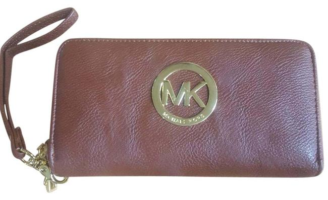 Item - Never Used Wallet Leather Wristlet