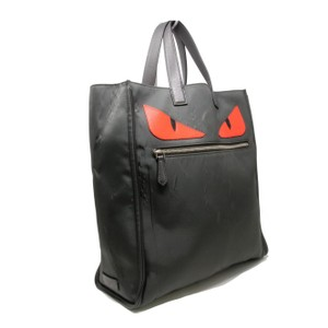 Fendi Peekaboo Neverfull Gm Givenchy Valentino Tote in Smoke Gray