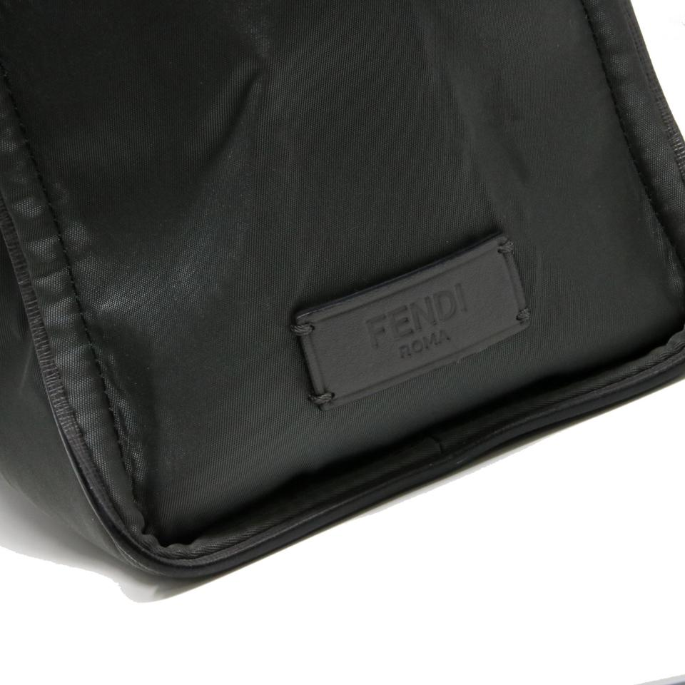 70c4cbc43d1 Fendi Limited Edition Monster with Leather Creature Eyes Smoke Gray ...