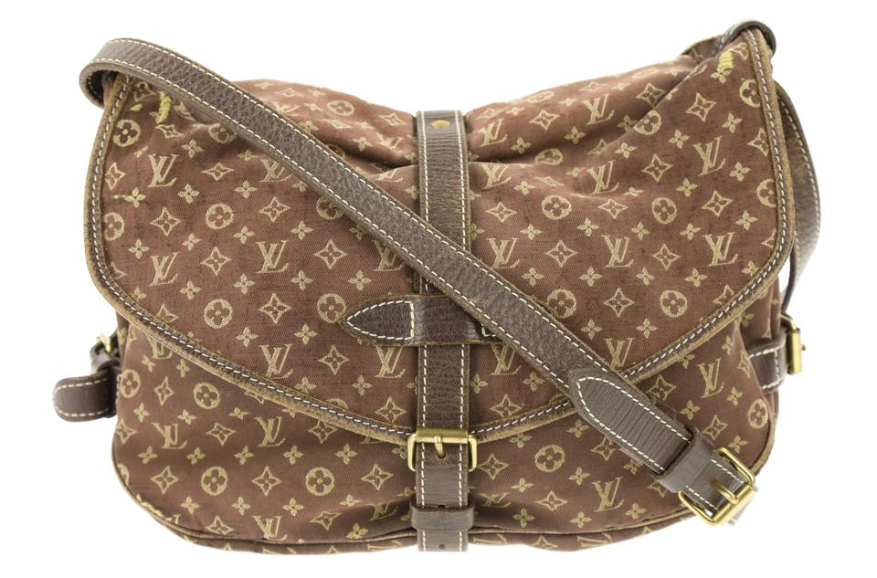 78b93006ea80 Louis Vuitton Neverfull Ebene Damier Mini Gm Cross Body Bag Image 0 ...